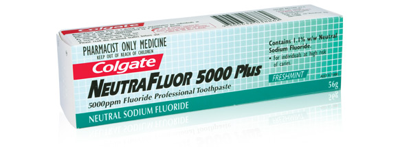 Fluoride In Toothpaste????